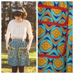 ModCloth | Show & Tell Skirt by Mata Traders